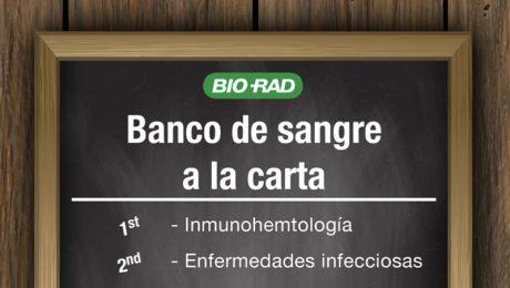 Biorad Conferencia Banco de Sangre