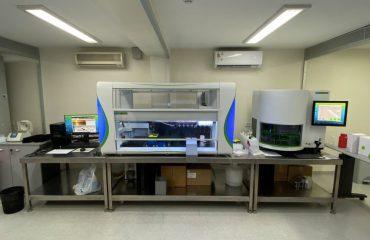 Laboratorio LAC Biodiagnostico Chemagic Janus CFX96